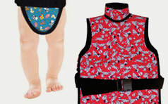 Pediatric Patient Aprons
